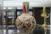 Sale 7953 - Lot 4 - Chinese Hand Painted Vase