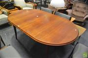 Sale 8350 - Lot 1039 - Parker Butterfly Leaf Extension Table