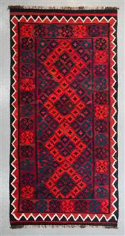 Sale 8499C - Lot 2 - Persian Kilim 188cm x 93cm