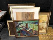Sale 8797 - Lot 2150 - Collection of Prints & Pictures