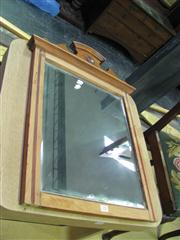 Sale 7932A - Lot 1121 - Timber Framed Mirror