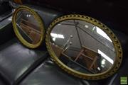 Sale 8500 - Lot 1261 - Pair of Oval Mirrors
