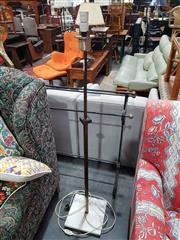 Sale 8859 - Lot 1013 - Vintage Brass Floor Lamp