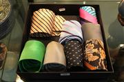 Sale 8327 - Lot 64 - Gianni Versace Tie with Others incl Giorgio Armani