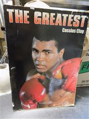 Sale 8437 - Lot 2050 - Vintage Cassius Clay Poster