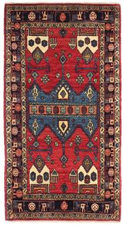 Sale 8725C - Lot 24 - A Persian Hamadan Rug, Hand-knotted Wool, 168x90cm, RRP $1,700