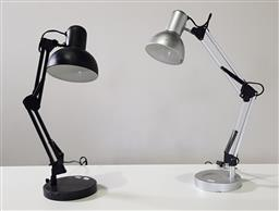 Sale 9210 - Lot 1045 - Pair of modern table lamps (h60cm)