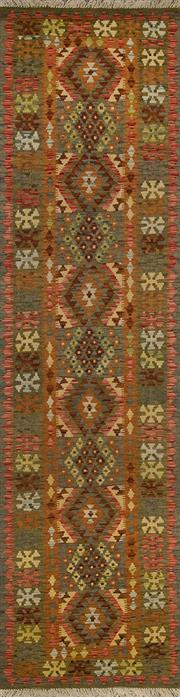 Sale 8360C - Lot 60 - Persian Kilim 313cm x 84cm