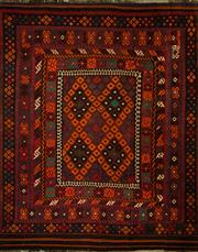 Sale 8424C - Lot 100 - Persian Kilim 280cm x 230cm