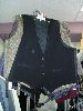 Sale 7490 - Lot 1224 - 11 ASSORTED MENS VESTS (CHEST 42)
