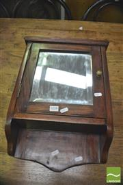 Sale 8392 - Lot 1058 - Mirrored Door Shaving Cabinet