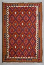 Sale 8499C - Lot 6 - Persian Kilim 240cm x 160cm