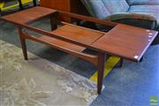 Sale 8528 - Lot 1066 - G-Plan Fresco Coffee Table (missing glass)