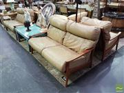 Sale 8532 - Lot 1012 - Chiswell 3 Piece Lounge Suite