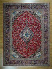 Sale 8617C - Lot 3 - Persian Kashan 400x295