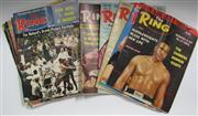 Sale 8125 - Lot 78 - The Ring 1965, a complete set of 12 issues with covers as issued.