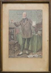 Sale 8525 - Lot 2064 - Frank Reynolds - A Man of Letters