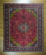 Sale 8617C - Lot 4 - Persian Tabriz 310x380