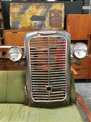 Sale 8859 - Lot 1083 - Commer Truck Grill 1948
