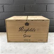 Sale 9905W - Lot 649 - 6x 1993 Penfolds Bin 95 Grange Shiraz, South Australia - in original wooden box