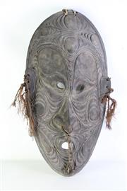 Sale 8972 - Lot 44 - Early Cultural War Mask L: 70cm