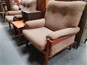 Sale 8684 - Lot 1076 - Pair of Danish Armchairs