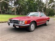Sale 8728V - Lot 6 - Merceded-Benz 450SL Convertible                                   Year: 1972 ...