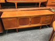 Sale 8859 - Lot 1069 - G-Plan Teak Beautility Teak Sideboard