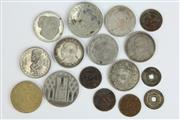 Sale 8405 - Lot 53 - Chinese Money Coins with Other Coins incl Isle of Man