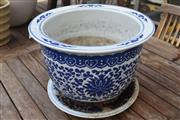 Sale 8550 - Lot 1349 - Chinese Style Planter