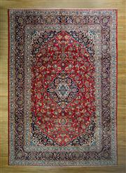 Sale 8665C - Lot 36 - Persian Kashan 425cm x 295cm