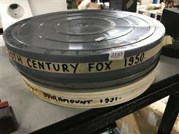 Sale 9101 - Lot 2145 - Set of three vintage movie reels including Corpse, Efftee, and The Glass Menagrin