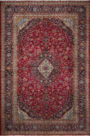 Sale 8370C - Lot 3 - Persian Kashan 300cm x 400cm
