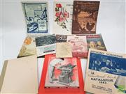 Sale 8900 - Lot 20 - Collection of Anthony Horderns Vintage Catalogues & Ephemera