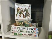 Sale 8548 - Lot 2188 - Collection Of Military Miniatures