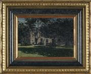 Sale 8960J - Lot 17 - Artist Unknown, English, early 19th century - Country Cottage 17.5 x 24.5cm