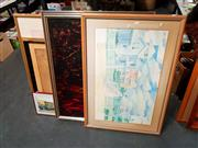 Sale 8678 - Lot 2088 - Collection of Prints & Paintings, various sizes, various media
