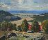 Sale 3770 - Lot 77 - DOUGLAS PRATT (1900 - 1972) - Bunyan Valley Cooma