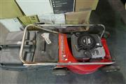 Sale 8362 - Lot 2128 - Lawn Mower with Catcher