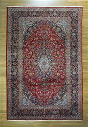 Sale 8665C - Lot 38 - Persian Kashan 390cm x 265cm