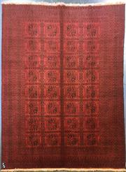 Sale 8971 - Lot 1023 - Persian Qunduzi (280 x 205cm)