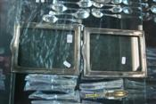 Sale 7877 - Lot 59 - HMS Silver Pair of Picture Frames