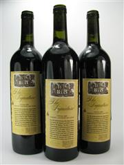 Sale 8238B - Lot 41 - 3x 2003 Yalumba The Signature Cabernet Shiraz, Barossa Valley