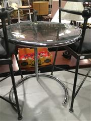 Sale 8740 - Lot 1545 - Eileen Grey Style Side Table
