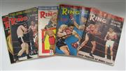 Sale 8125 - Lot 79 - The Ring 1966, a complete set of 12 issues with covers as issued.