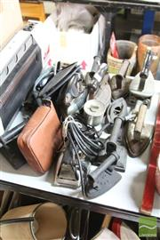 Sale 8478 - Lot 2238 - Collection of Various Vintage Irons