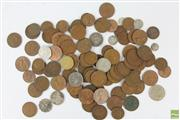 Sale 8578 - Lot 90 - Coin Collection inc Pennies and Various World Examples