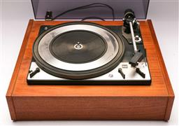 Sale 9136 - Lot 11 - A Dual turntable