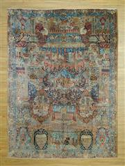 Sale 8559C - Lot 1 - Early C20th Persian Bakhtiari (approx. 80 years old) 395cm x 295cm