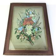 Sale 8793 - Lot 78 - JM Emmett, Australian Wildflowers, dated 1917, image 60 x 45cm, framed.